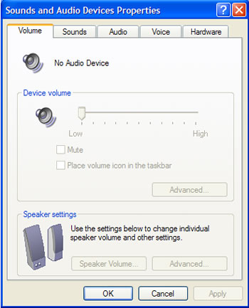 Windows xp – how to set up speakers and microphone | otago connect.